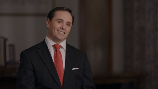 Josh Holmes served as Chief of Staff for Mitch McConnell and campaign manager for McConnell's 2014 re-election campaign.