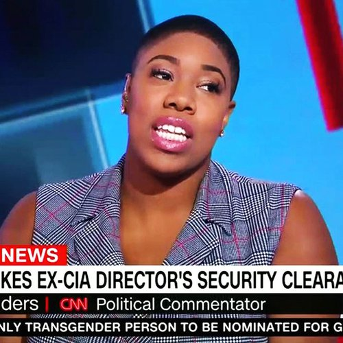 In October 2016, she was hired to be a Democratic strategist and political commentator by CNN.